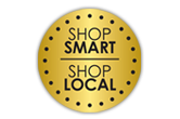 Make a difference in our community.  Shop Smart | Shop Local.