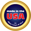 """We carry many products that are """"Made in the USA""""."""