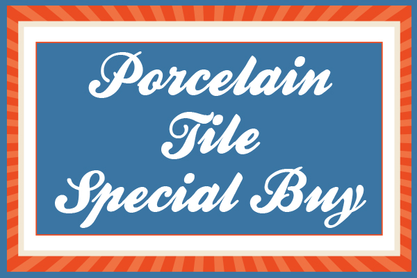 Porcelain Tile Special Buy at Bendele Abbey Carpet & Floor in Fort Myers, FL