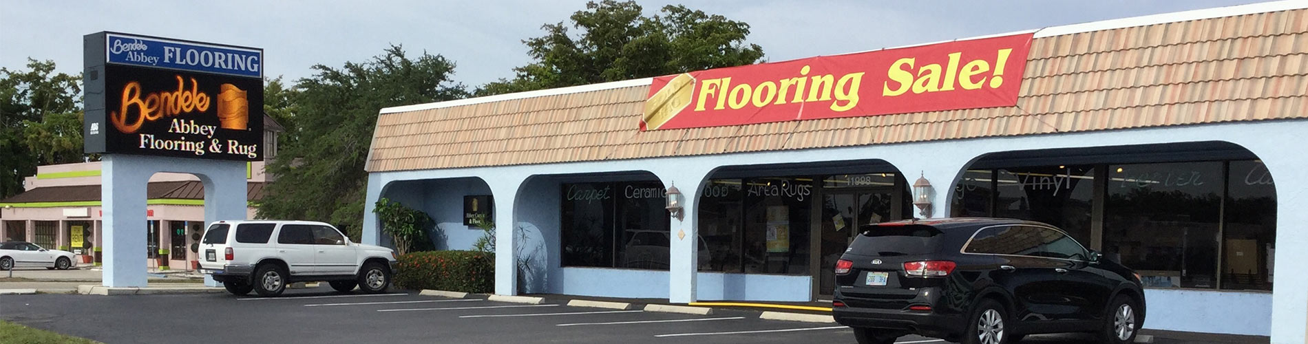 Bendele Abbey Flooring & Rug storefront